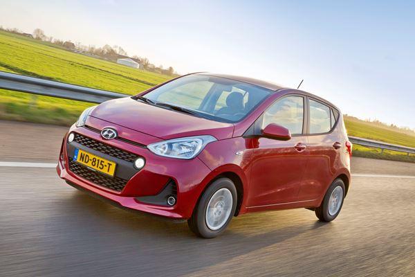 Vernieuwde Hyundai i10 weer beste stadsauto?
