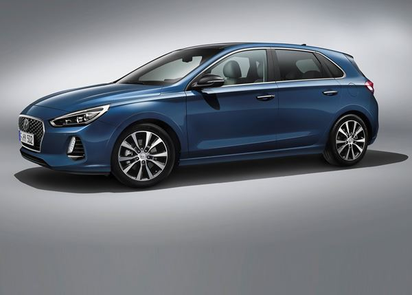 Productie derde generatie Hyundai i30 van start