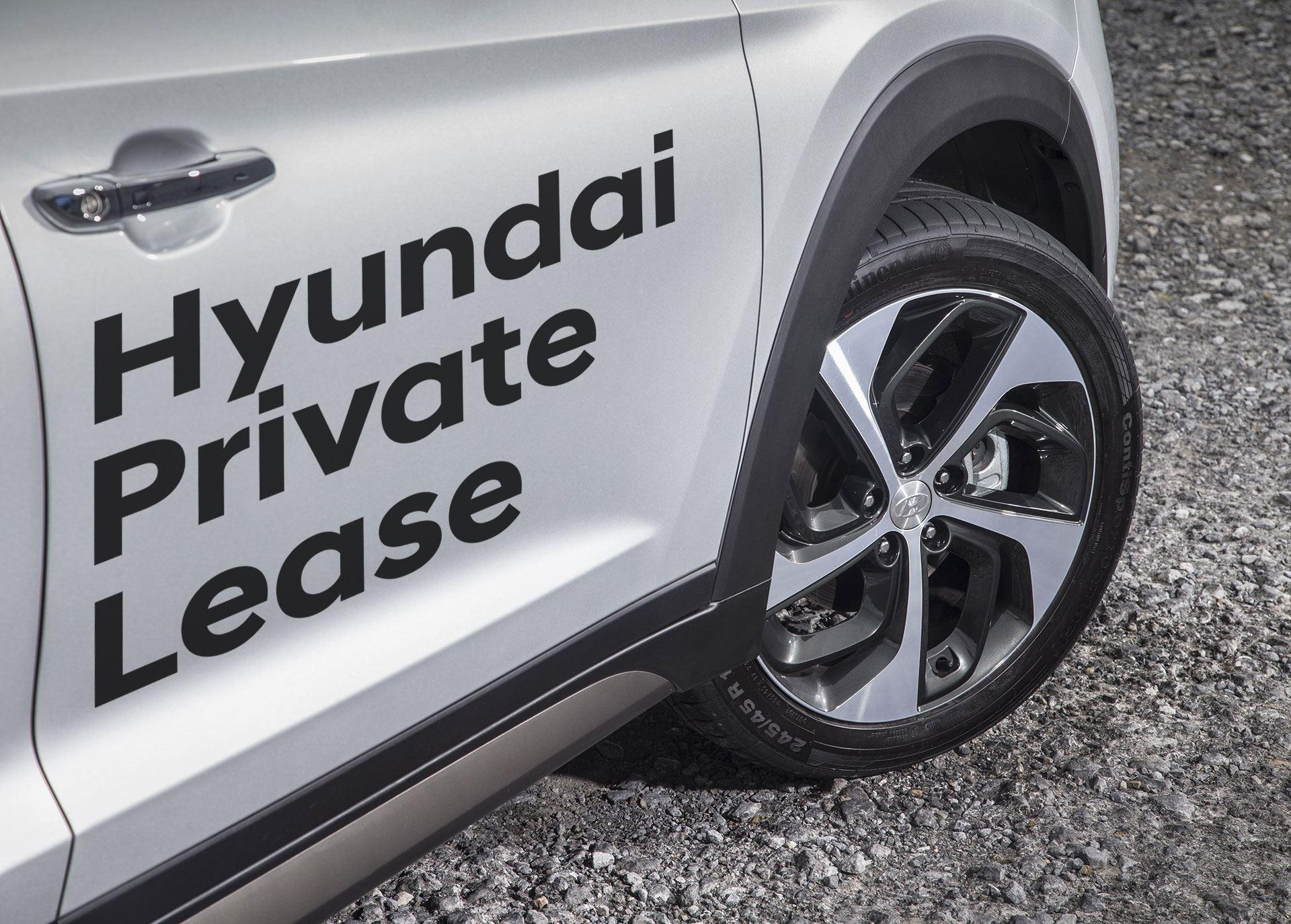 Privé een nieuwe Hyundai leasen? Nu héél voordelig