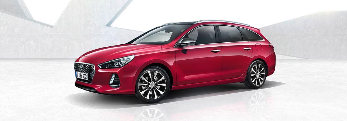 Nieuwe generatie Hyundai i30 Wagon: elegantie ontmoet veelzijdigheid.