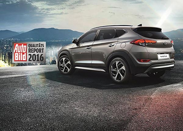 Hyundai wint AutoBild Quality Report. Alweer!