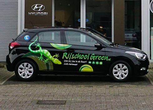 Waarom Rijschool Green voor allemaal nieuwe Hyundai's i20 koos