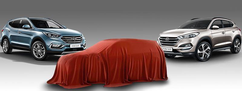 Na de Hyundai Santa Fe en de Hyundai Tucson wordt de Hyundai KONA de derde SUV van Hyundai. De crossover wordt later dit jaar onthuld.