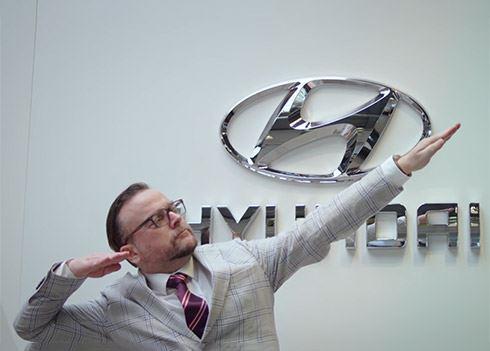 Bezoek de Hyundai Dealer Draait Door Dagen