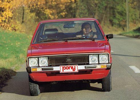 Op jacht naar de eerste Hyundai Pony
