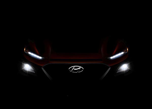 Hyundai KONA: ben jij al verliefd op dit stoere neusje?