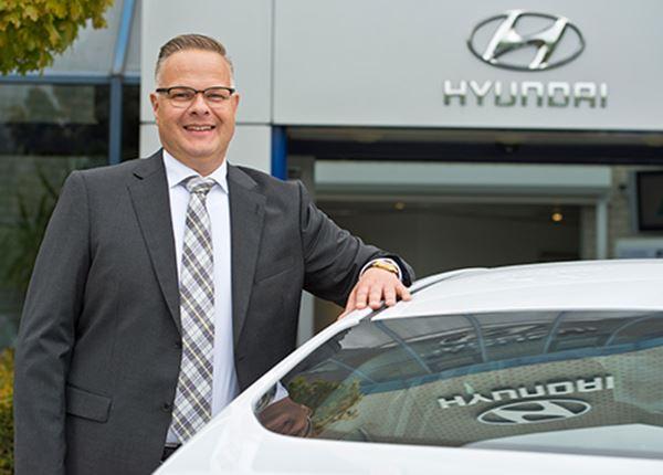 Hyundai stelt Ronald Dubbelman aan als algemeen directeur