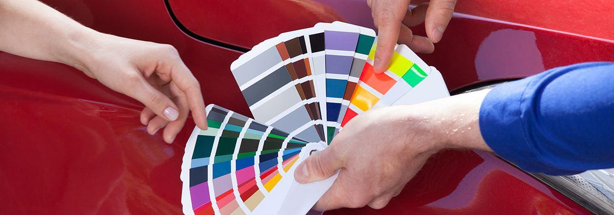 Dit zegt de kleur van jouw auto over je persoonlijkheid!