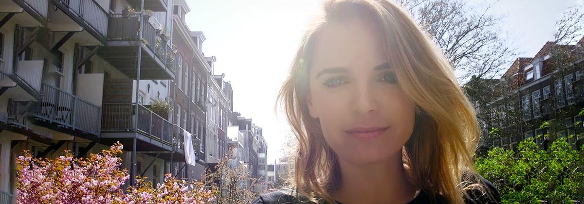 VIDEO: Zo maakt Hanna Verboom de wereld een klein beetje mooier