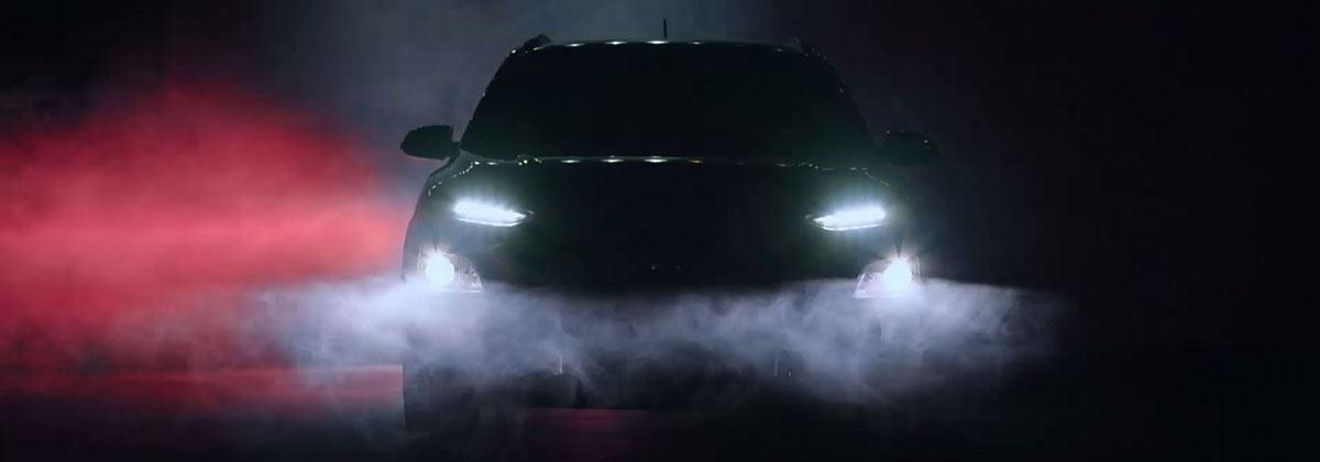 Nieuwe teaservideo: head-up display in Hyundai KONA
