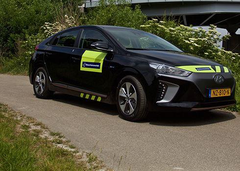 Natuurmonumenten en de Hyundai IONIQ: een mooie match!