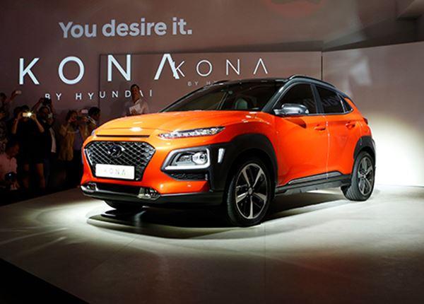 Hyundai TV: Nieuwe Hyundai KONA gepresenteerd in Milaan!