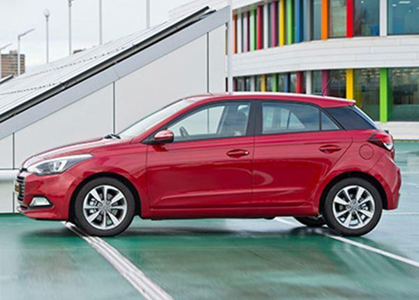 5 toffe complimenten over de Hyundai i20 turbo