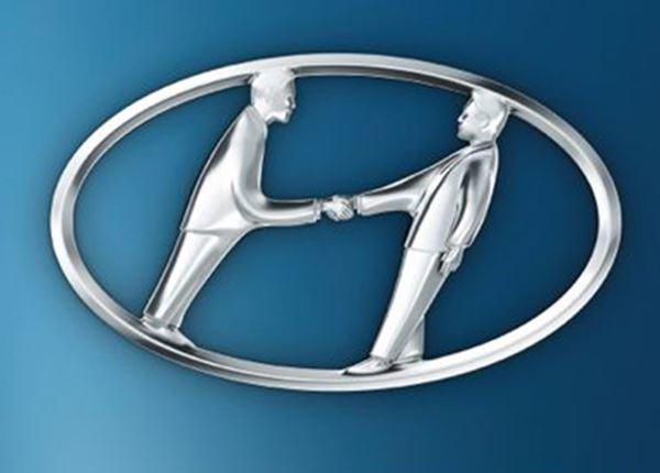 Het Hyundai-logo: méér dan alleen een schuine H ...