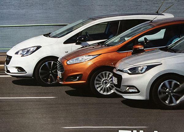 Hyundai i20 klopt Corsa, Fiesta en Fabia in test