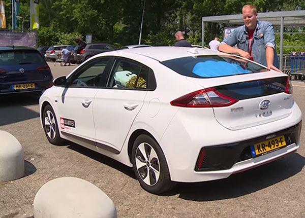 AutoWeek: Hyundai IONIQ Electric is grote verrassing van triotest