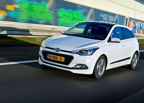 8 redenen waarom de Hyundai i20 de beste hatchback is