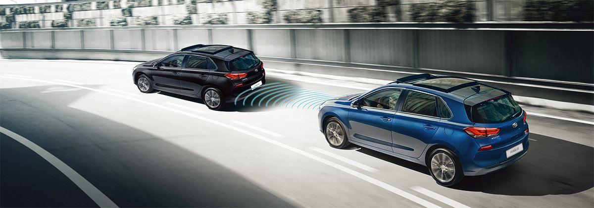 Euro NCAP beloont nieuwe Hyundai i30 met vijf sterren
