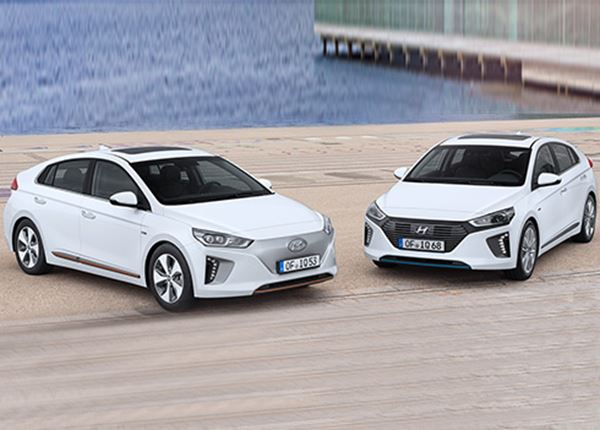 Hyundai IONIQ: als twee druppels water?