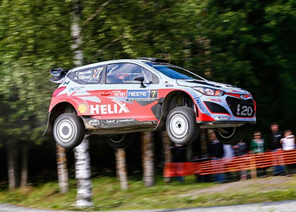 Rally Finland: jacht op podium