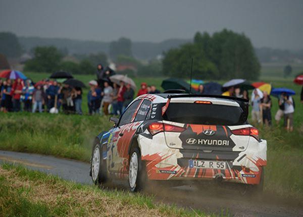 Kevin Abbring maakt op Corsica WRC2-debuut