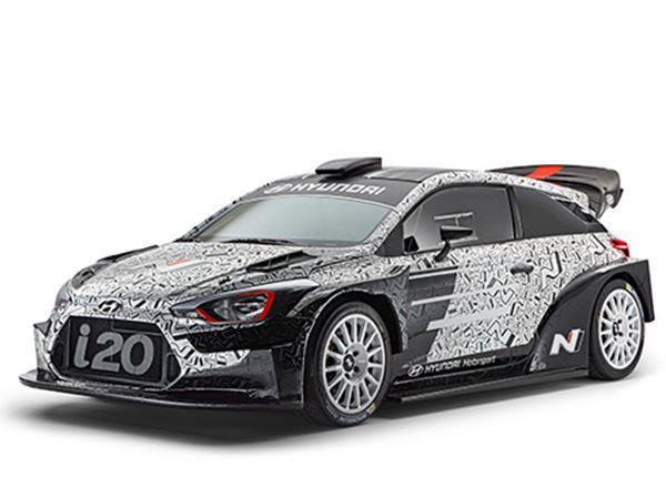 Dit wordt onze nieuwe rallyauto voor 2017