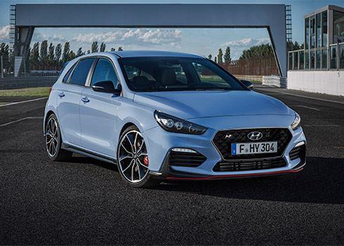 De nieuwe Hyundai i30 N: uitzonderlijk veel rijplezier voor iedereen.