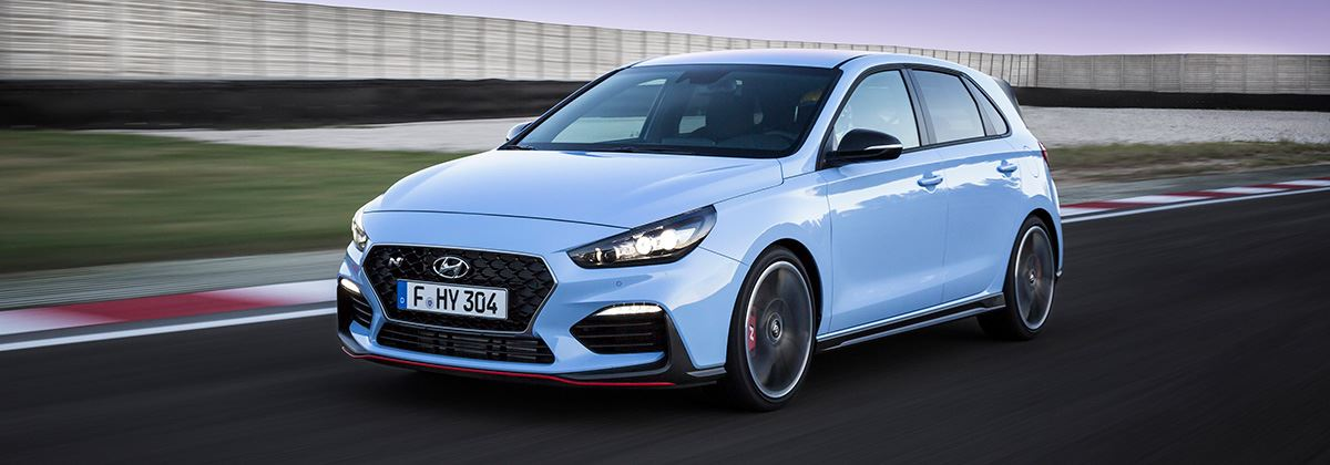 Dit is de high-performance Hyundai i30 N!