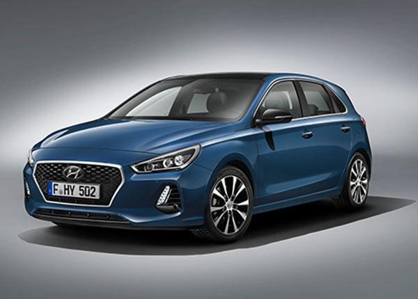Maak kennis met de nieuwe Hyundai i30!