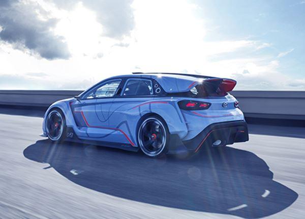 Video: eerste racebeelden Hyundai RN30!