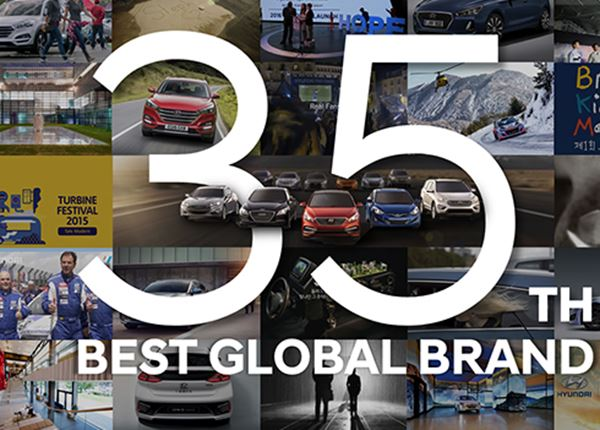 Van plaats 39 naar 35 in Best Global Brands 2016