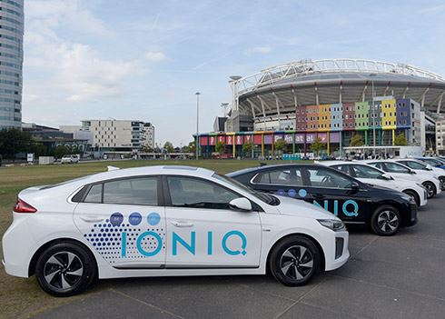 Video: alle highlights van de IONIQ in 2 minuten