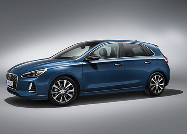 Nieuwe Hyundai i30 rolt nu van de band