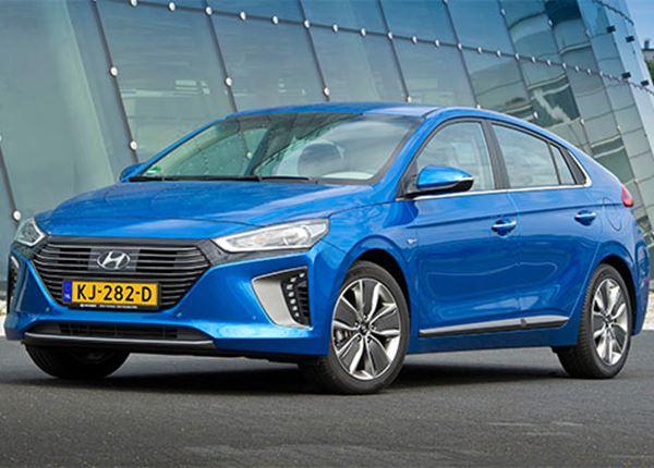 5 sterren van Euro NCAP voor onze Hyundai IONIQ
