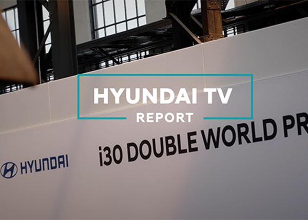 Hyundai TV: designers over Hyundai i30 N en Fastback