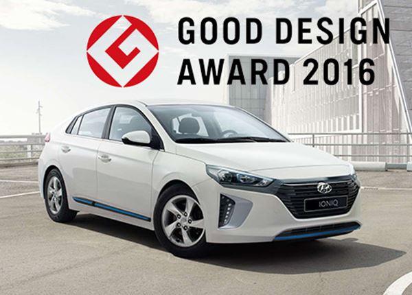 Het regent prijzen voor de Hyundai IONIQ!