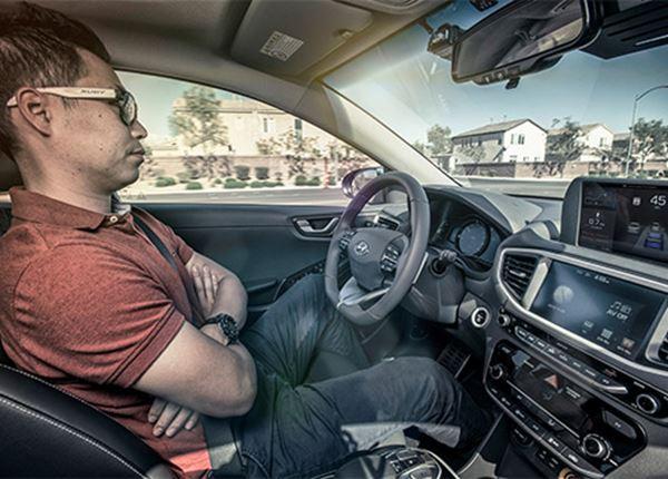 De zelfrijdende Hyundai IONIQ komt eraan!
