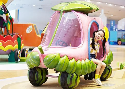 Supercool! Kinderen ontwerpen eigen Hyundai