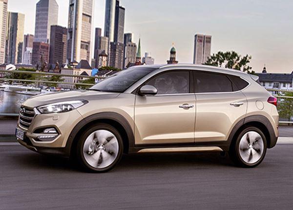 Hyundai i20, i30 en Tucson maken indruk in Duits kwaliteitsonderzoek