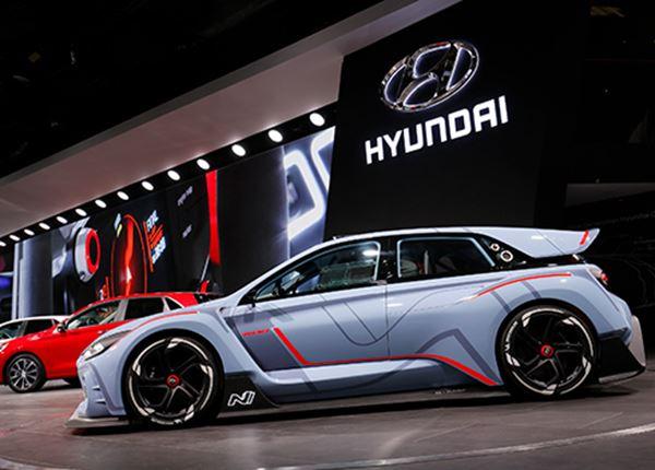 Dit laat Hyundai allemaal zien in autoshow Parijs