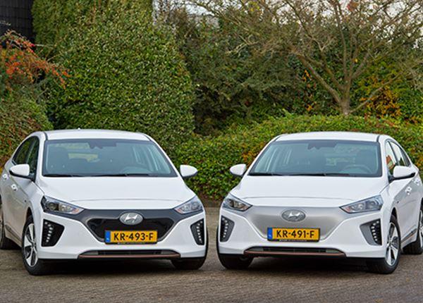 Nederlandse pers maakt kennis met IONIQ Electric