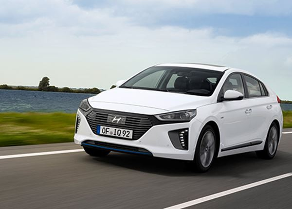 UPDATE: recensies over de Hyundai IONIQ Electric