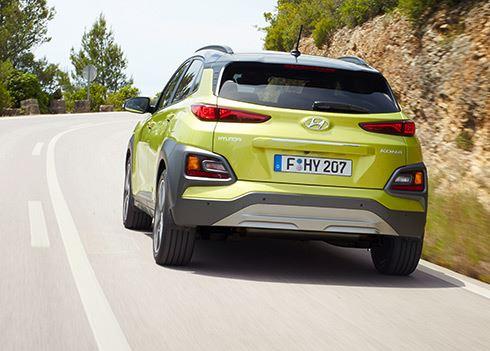 Autopers voelt nieuwe Hyundai KONA aan de tand