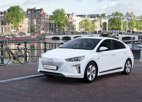 Hyundai geeft IONIQ Electric extra impuls