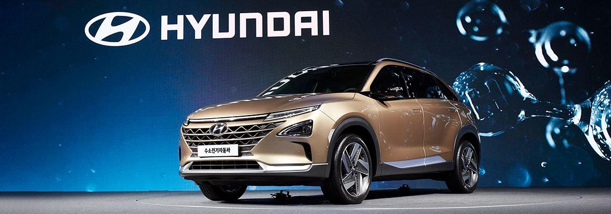 Hyundai toont eerste beelden van nieuwe waterstofauto