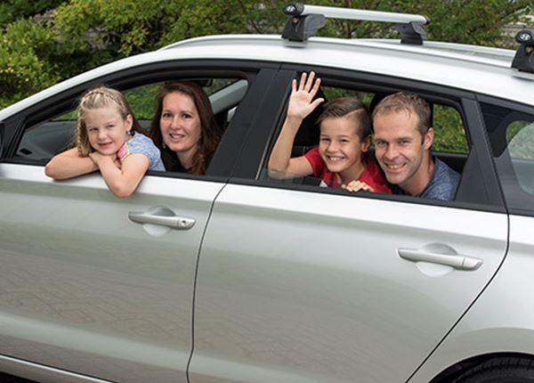 'De Hyundai i30 Wagon heeft onze vakantie nog leuker gemaakt!'