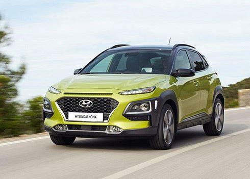 Drie nieuwe Hyundai's maken publieksdebuut op internationale autoshow IAA in Frankfurt.