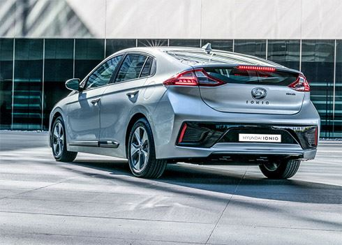 Royal HaskoningDHV gooit roer om en kiest voor de Hyundai IONIQ Electric