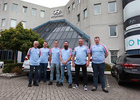 Beste technici van Hyundai naar World Skill Olympics