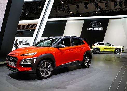 AutoWeek en Autovisie bezoeken Hyundai op autoshow IAA
